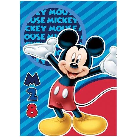 Fleecová deka Mickey Mouse - Disney - M28