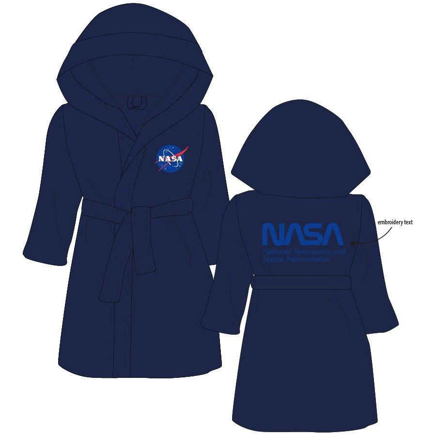 Župan s kapucí NASA