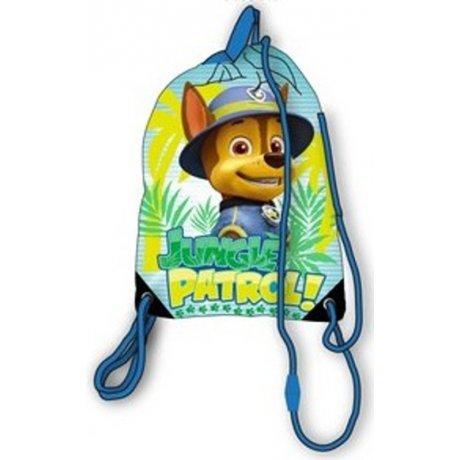 Vak na záda Tlapková patrola - Jungle patrol