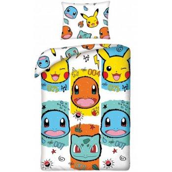 Bavlněné ložní povlečení Pokémoni