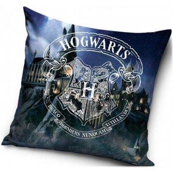 Povlak na polštář Harry Potter - Škola čar a kouzel v Bradavicích