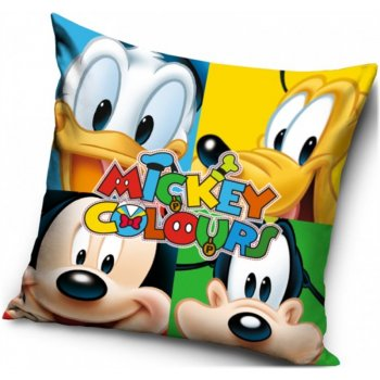 Povlak na polštář Mickey Colours - Disney Gang