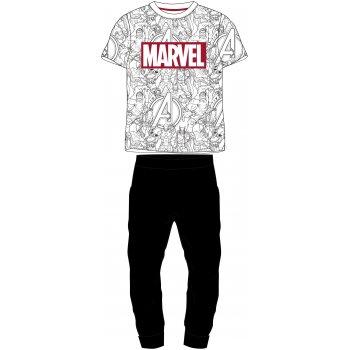 Pánské bavlněné pyžamo Avengers - MARVEL