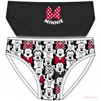 Dámské klasické kalhotky Mickey Mouse - 2 ks