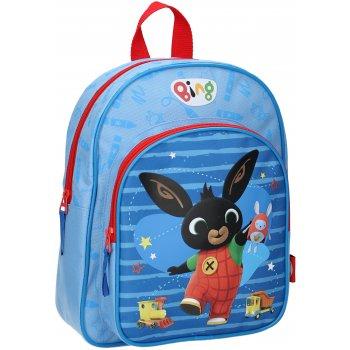 Dětský batoh s přední kapsou Zajíček Bing - Toys Are Fun