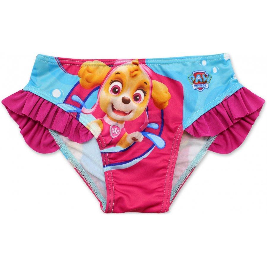 Dívčí plavkové kalhotky Tlapková patrola - Paw Patrol