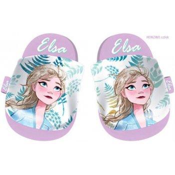 Dětské měkké papuče Ledové království - Elsa