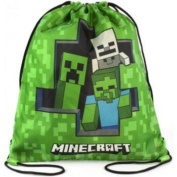 Sáček na přezůvky / vak na záda Minecraft