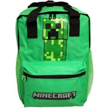 Batoh s přední kapsou Minecraft