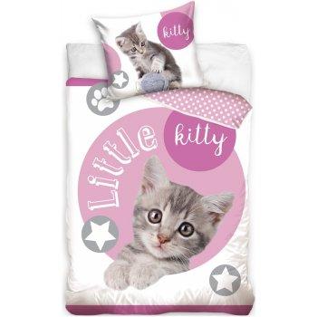 Bavlněné povlečení koťátko - Little kitty