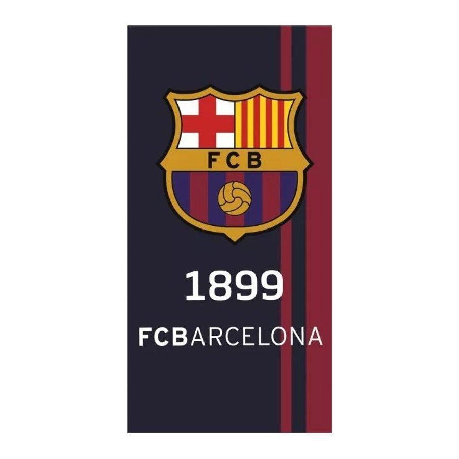 Velká plážová osuška FC Barcelona - 1899