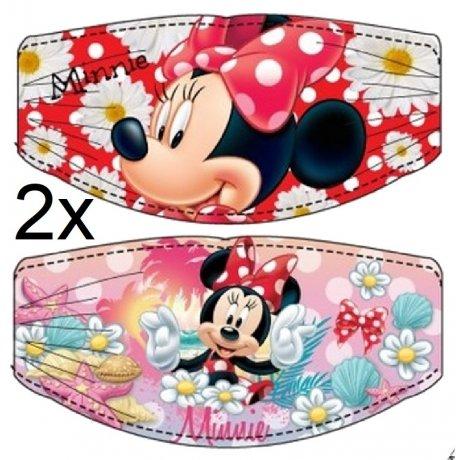 Čelenka do vlasů Minnie Mouse - Disney - set 2 ks