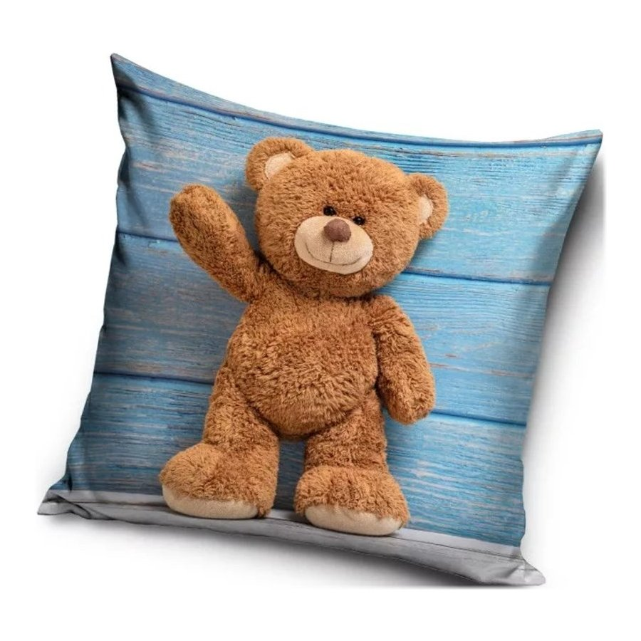 Povlak na polštář medvídek Teddy
