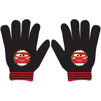 Chlapecké pletené prstové rukavice Auta - Cars