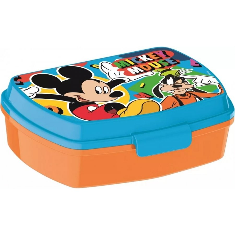 Stor · Box na svačinu Mickey Mouse - Disney