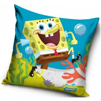 Povlak na polštář veselý Spongebob