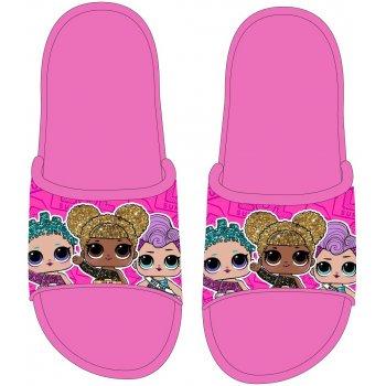 Dívčí gumové pantofle L.O.L. Surprise