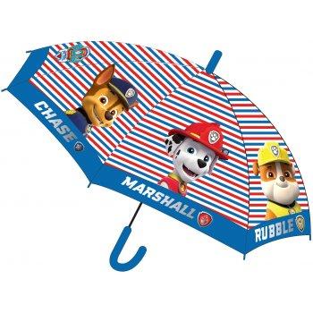 Dětský vystřelovací deštník Tlapková patrola - Chase, Marschall a Rubble