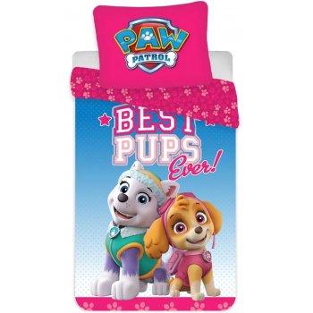 Povlečení do dětské postýlky Tlapková patrola - Best Pups Ever!