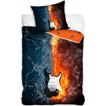 Bavlněné ložní povlečení Kytara - Fender Stratocaster