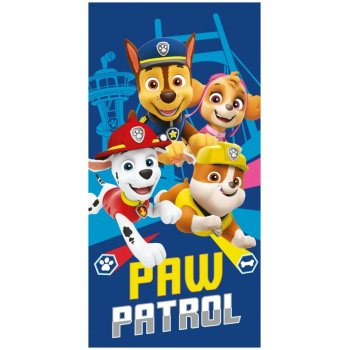 Plážová osuška Tlapková patrola - Paw Patrol