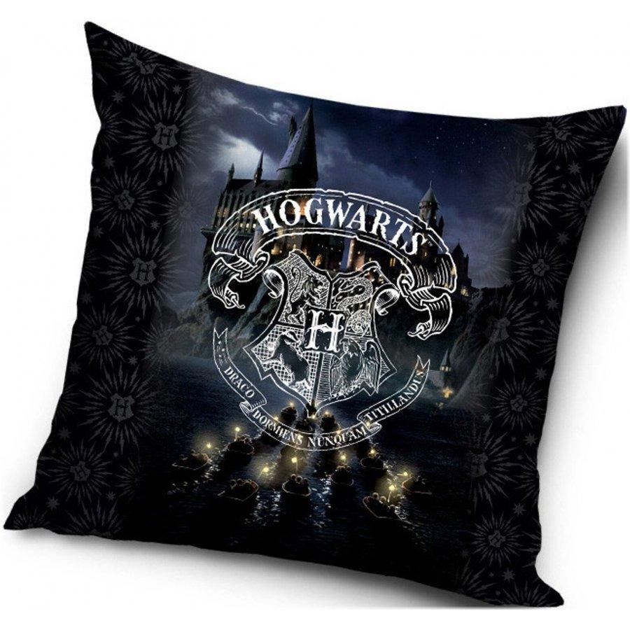 Povlak na polštář Harry Potter -  Hogwarts