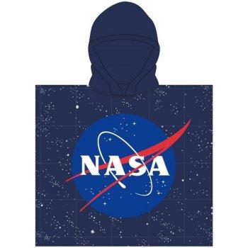 Dětské pončo - osuška s kapucí NASA