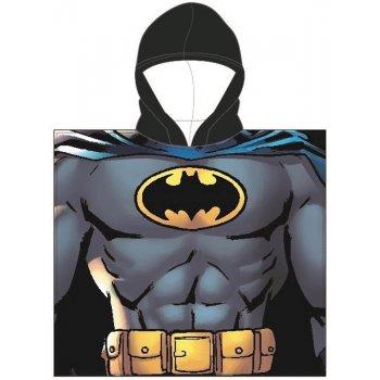 Dětské pončo - osuška s kapucí Batman