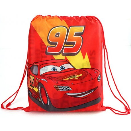 Sáček na přezůvky Auta - Blesk McQueen