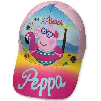 Dívčí kšiltovka Prasátko Peppa