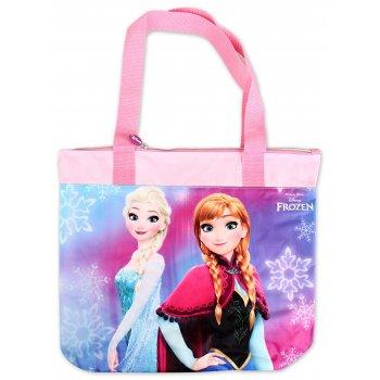 Plážová taška Ledové království - Anna a Elsa