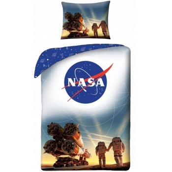 Bavlněné ložní povlečení NASA - Bajkonur