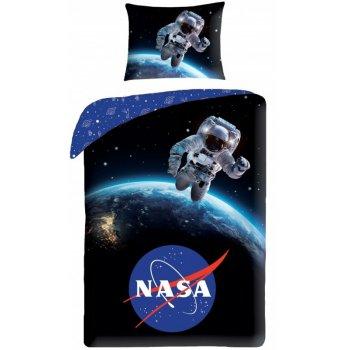 Bavlněné ložní povlečení NASA - Výlet do kosmu