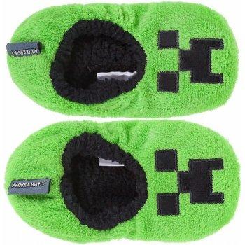 Měkké papuče Minecraft