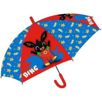 Dětský vystřelovací deštník Zajíček Bing