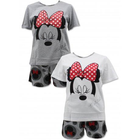 Dámské krátké pyžamo Disney - Minnie Mouse