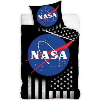 Bavlněné ložní povlečení NASA - hvězdy a pruhy