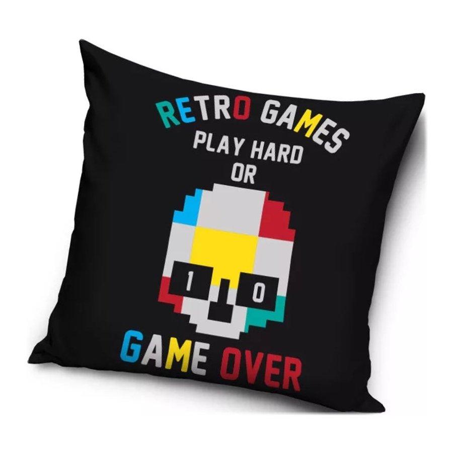 Povlak na polštář Retro Games