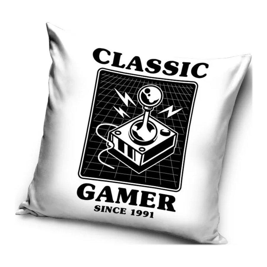 Povlak na polštář Classic Gamer