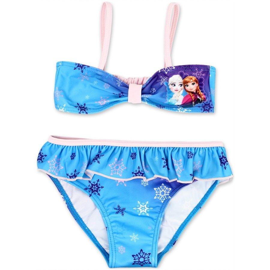 Dívčí dvoudílné plavky Ledové království - Frozen