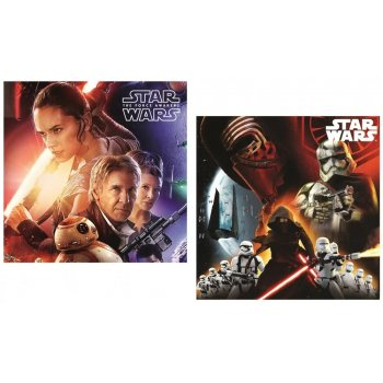 Povlak na polštář Star Wars - The Force Awakens