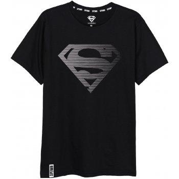 Pánské tričko Superman - černé