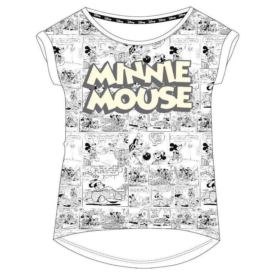 Dámské tričko Minnie Mouse - Disney