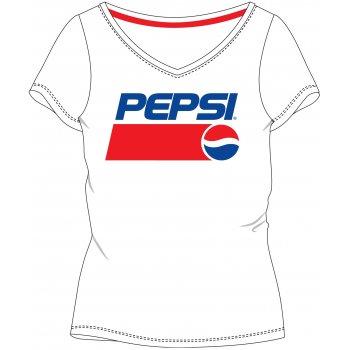 Dámské tričko s krátkým rukávem PEPSI
