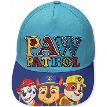 Chlapecká kšiltovka Tlapková patrola - Paw Patrol