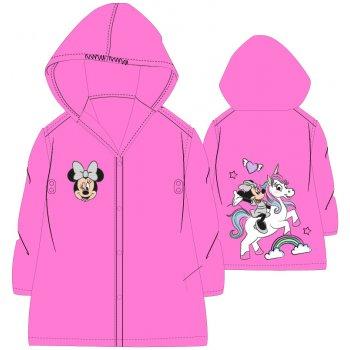 Dívčí pláštěnka Minnie Mouse a jednorožec - Disney