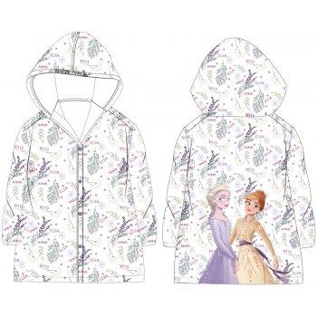 Dívčí pláštěnka Ledové království - Anna a Elsa