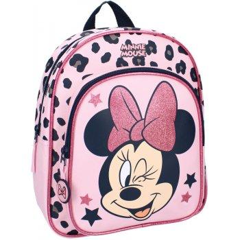 Dětský batoh Minnie Mouse s třpytivou mašlí - Disney
