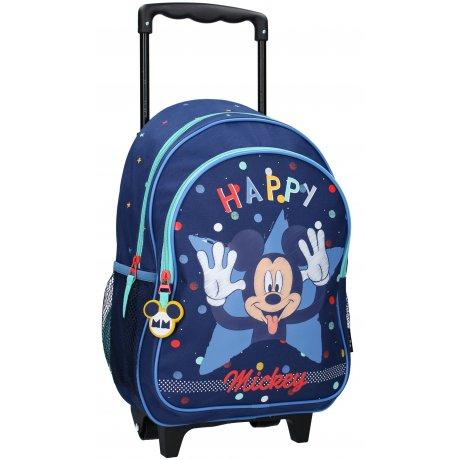 Dětský cestovní batoh na kolečkách Mickey Mouse - Disney