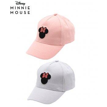 Dívčí kšiltovka Minnie Mouse - Disney